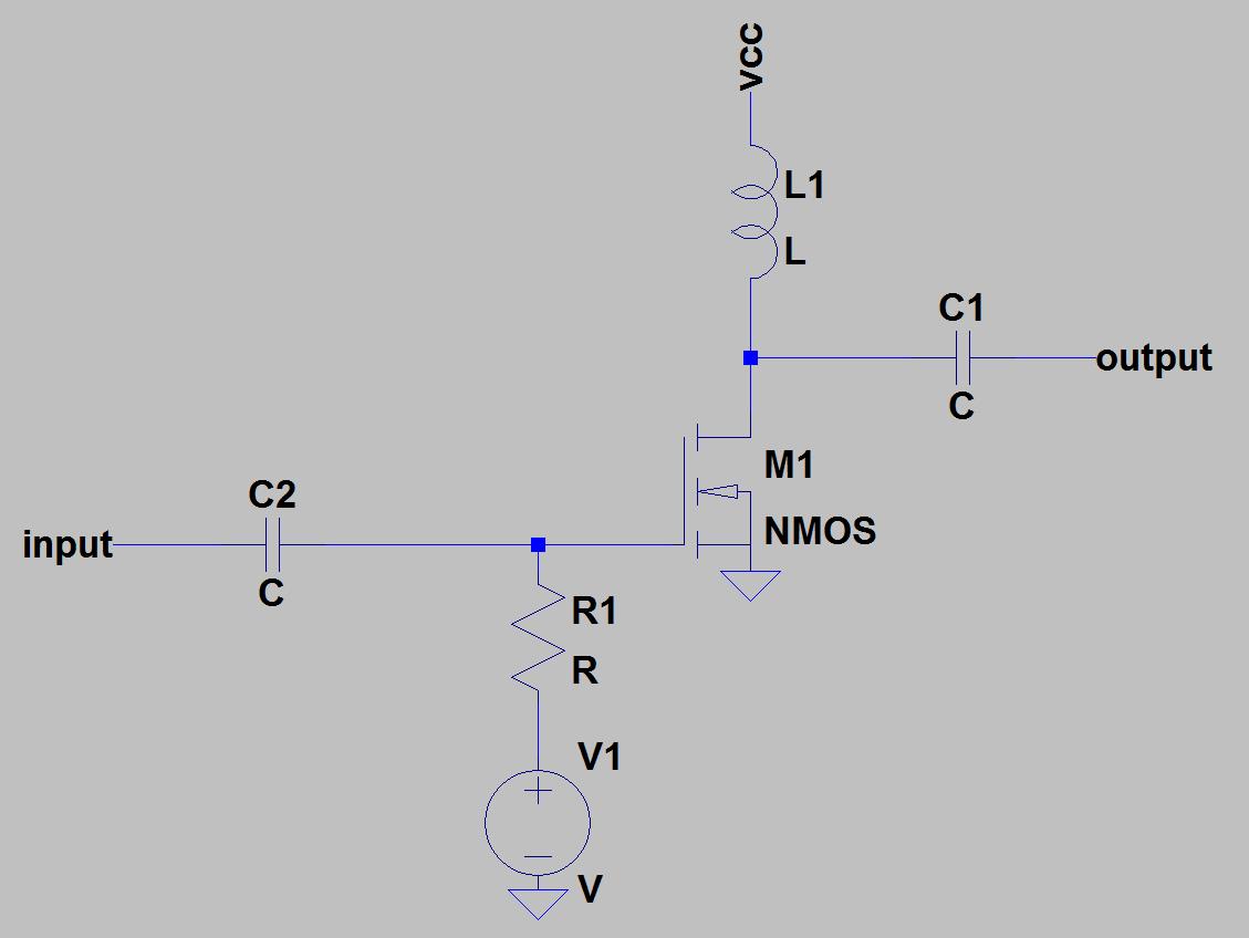 MOSFET AB AMP